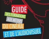 Couverture du guide de l'Académie de Créteil : formations professionnelles aux métiers de l'audiovisuel